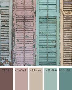 """Paletas de colores Pantone: """"oil blue"""" #pastel #colors"""
