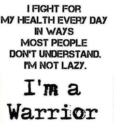 So true for people with chronic pain... and #BiPolarDisorder