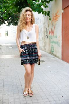 Items similar to FLORIDA shorts- Lightweight shorts. Shorts with waist tie. Summer Shorts, Elastic Waist, Stitches, Florida, Tie, Crop Tops, Skirts, Color, Clothes