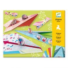 Djeco Origami Papierflugzeuge