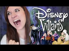 ▶ Disney Villains Impressions - YouTube - hilarious, and she's really good!