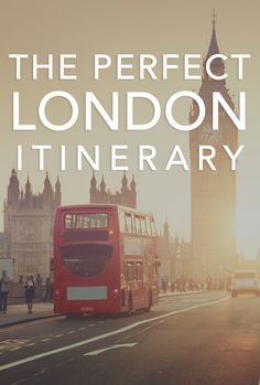Heading to London for the First Time? This is the Perfect London Itinerary for You! babies flight hotel restaurant destinations ideas tips Europe Travel Tips, European Travel, Travel Guides, Travel Destinations, Overseas Travel, Budget Travel, London Eye, Travel With Kids, Family Travel