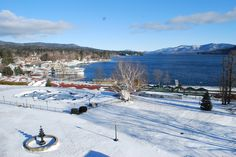 Family Winter Vacation in Lake George, New York - Mom's Favorite Stuff
