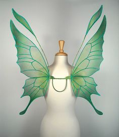 hmmmmm.. for costume parties?  I was about to wear my wings at our office christmas party 2 years ago, but I saw that almost everybody was dressed plainly so I didn't get the chance to wear my wings