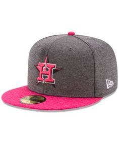 4049e151a89 New Era Chicago White Sox Mothers Day Low Profile 59Fifty Fitted Cap - Pink Black  7 5 8