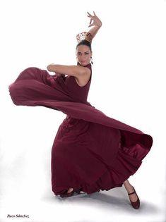 Flamenco dancer. Photo: Paco Sanchez