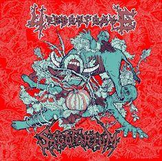 brutalgera: Sagotorium - Чревоугодие [ep] (2015)   Deathgrind