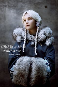 Avatar: The Last Airbender - Princess Yue Photographed by Tony Quan