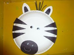 Mom to 2 Posh Lil Divas: Crafty Kits 4 Kids Giveaway Event: Paper Plate Zoo Animals Craft Pack