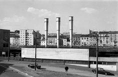 Gabriele Basilico - Vista sul quartiere Isola, Milano (1978)