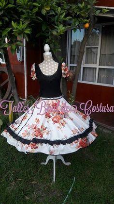 Dance Dresses, Cute Dresses, Beautiful Dresses, Womens Fashion, Sewing, Girls, Folklore, Slippers, Templates