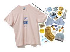 """""""sunny mornings"""" by emma-545 ❤ liked on Polyvore featuring Toast, Polaroid, Forever 21, Dot & Bo and Topshop"""
