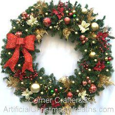 . Christmas Flowers, Christmas Decorations, Holiday Decor, Holiday Wreaths, Shadow Box, Whimsical, Xmas, Seasons, Holidays