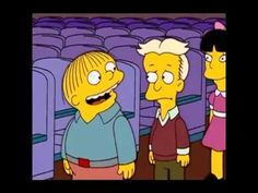 Ralph Wiggum, The Simpsons, Lisa Simpson, Fictional Characters, Fantasy Characters
