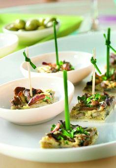 Quiche : recette de quiche au jambon cru et champignon - Quiche aux champignons