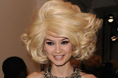 Take Your Hair to New Heights with This Runway-Inspired Trend