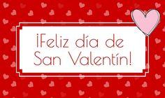 😍¡Feliz día de los enamorados!😍