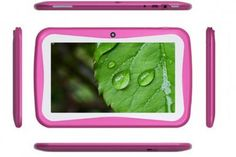 Online entertainment and learning multimedia Android Tablet PC