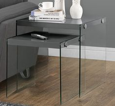2-Piece Kinley Nesting Table Set