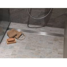 Purus Project Chess Grate with Tile Body Product View 2 Drainage Channel, Leicester, Innovation Design, Chess, Tile Floor, Projects, Gingham, Log Projects, Tile Flooring