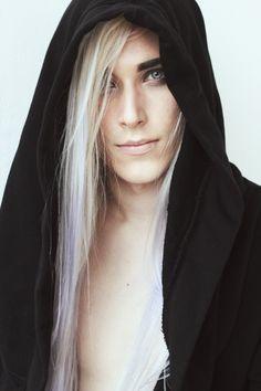 MD: Valery 2015 #anpie #anpiephotography #blonde #longhairedguys #androgyny #androgynousmodel #elf #beauty #angel #malemodel