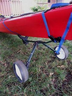 Turn a Golf Cart Into Kayak Dolly - Turn a Golf Cart Into Kayak Dolly: 5 Steps . - Turn a Golf Cart Into Kayak Dolly – Turn a Golf Cart Into Kayak Dolly: 5 Steps – - Canoe Cart, Kayak Cart, Kayak Camping, Kayak Fishing, Fishing Rods, Camping Hammock, Fishing Stuff, Saltwater Fishing, Kayak Storage Rack