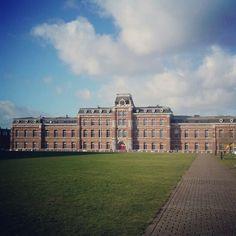 Ripperda kazerne  Haarlem Netherlands