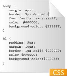 Come organizzarsi il foglio di stile CSS