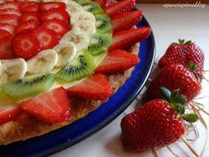crostata alla frutta a pancia piena