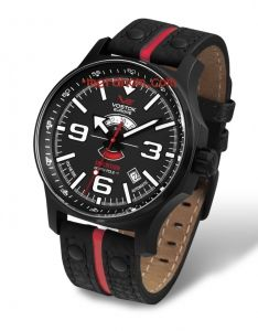 Vostok Europe Watch Expedition North Pole 1 2432/5954194 leather strap