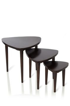 Nest Of Three Tables - Occasional Furniture - French Connection