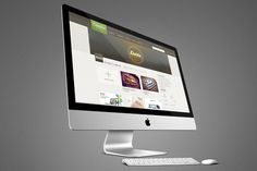Check out New iMac & Browser Mock Up by mucahitgayiran on Creative Market
