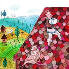 Romanian Fairy Tale, Mihaela Paraschivu
