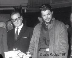 Salvador Allende y el Che
