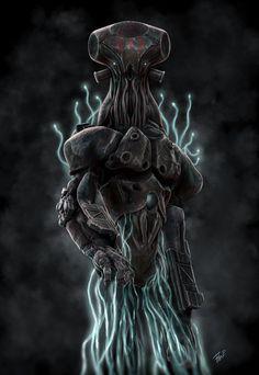 Alien King by FPesantez on DeviantArt