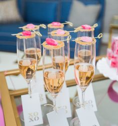 Prettiest Party Drinks | Fashionable Hostess | Bloglovin'