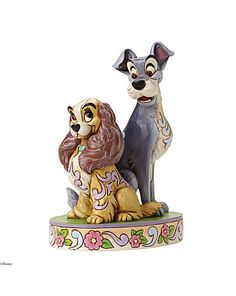 Disney Traditions Lady and Tramp | The Brilliant Gift Shop