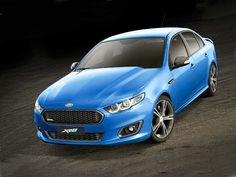 Ford Falcon XR8 - from Australia  (2014)