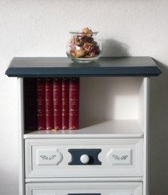 Petite console, guéridon, meuble Art Nouveau/Art déco,patine, plateau marbre