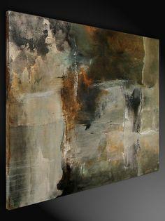 """Zeitgenössische Kunst online kaufen modern art, Sebastian Hartmann: """"Groviglio"""" - Abstrakte Kunst Galerie Inspire ART"""
