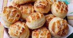 Érdekel a receptje? Kattints a képre! Diabetic Recipes, Diet Recipes, Hungarian Recipes, Savory Snacks, Pretzel Bites, Baked Potato, Nutella, Bakery, Muffin