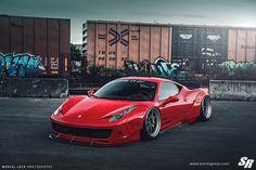 #Ferrari 458 Italia PUR LG08 #