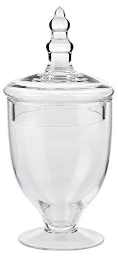 One Kings Lane - The Kitchen Store - Parisian Apothecary Jar