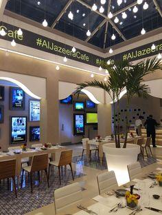 Al Jazeera Cafe ticker