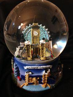 Snow Globe of London