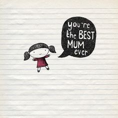 You're The Best Mum Ever Card