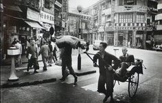 昔日上環 old Hong Kong