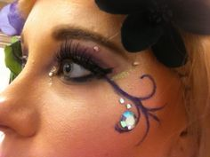 """Fairy"" Halloween Makeup Look. Done by ~EMily:)"