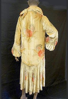 Oh my goodness! 1920s Beaded Coat