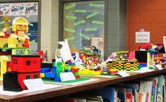 Lego contest / Concours de lego - Bibliothèque publique de canton de Russell, Embrun ON